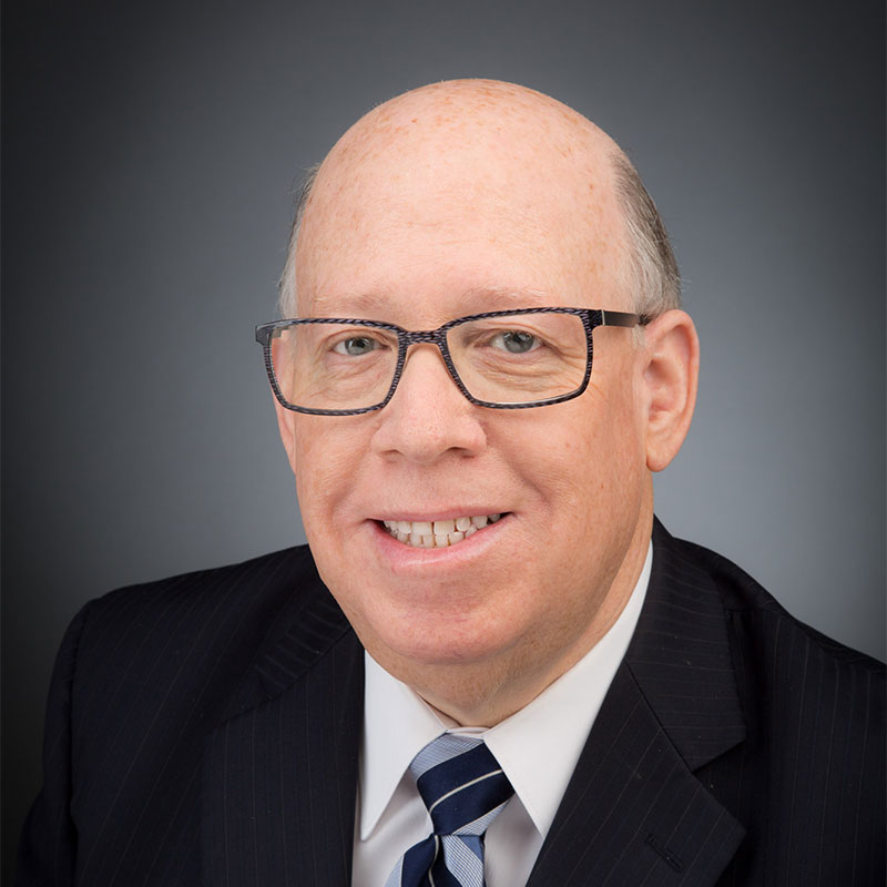Photo of Howard S. Weiss, a senior member of Davidoff Hutcher & Citron's government affairs group, where he chairs the New York City land use practice.