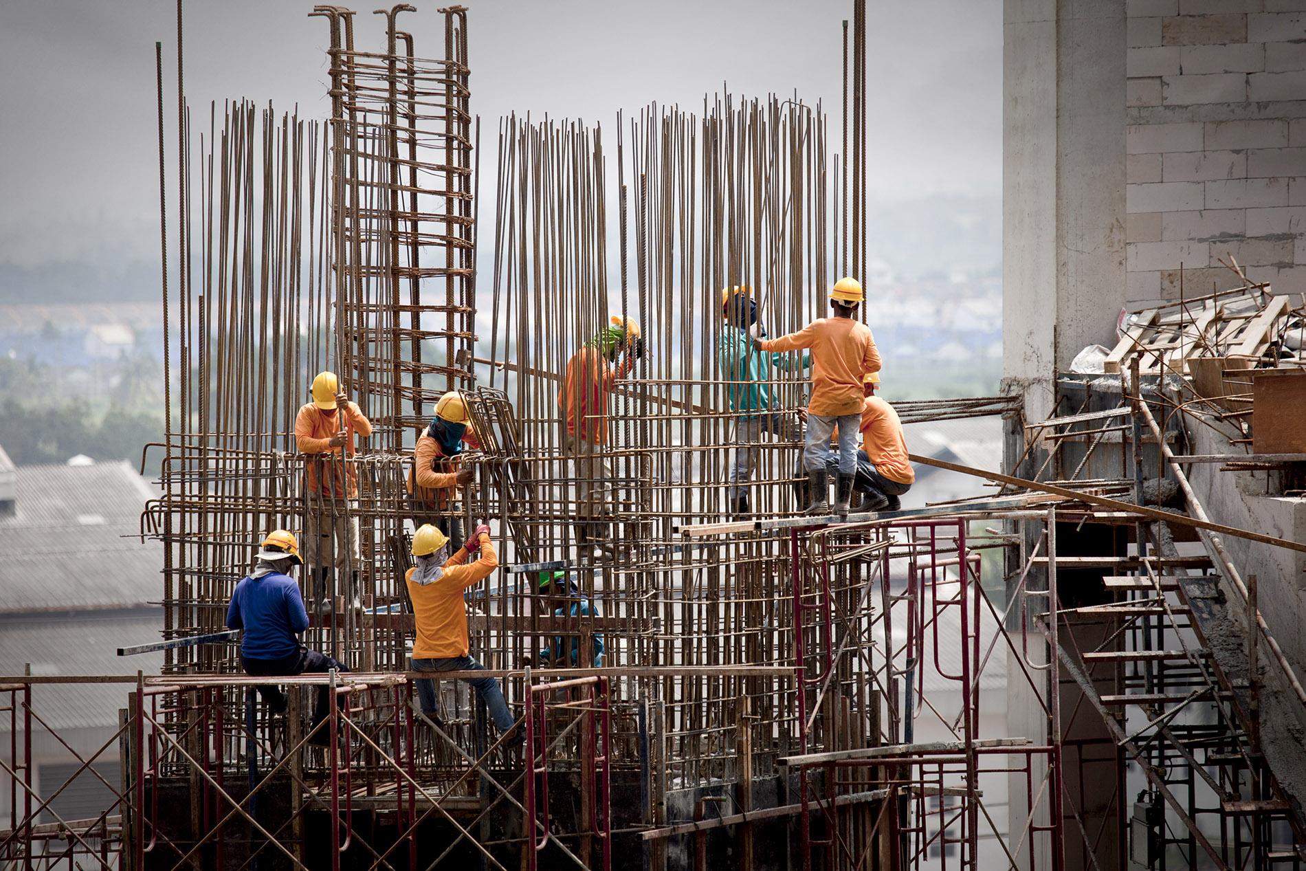 Photo illustrating Construction Law at Davidoff Hutcher & Citron