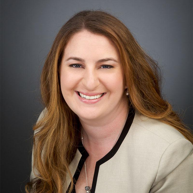 Photo of Nicole L. Weingartner, State Government Relations Coordinator of Davidoff Hutcher & Citron's Government Relations Group.