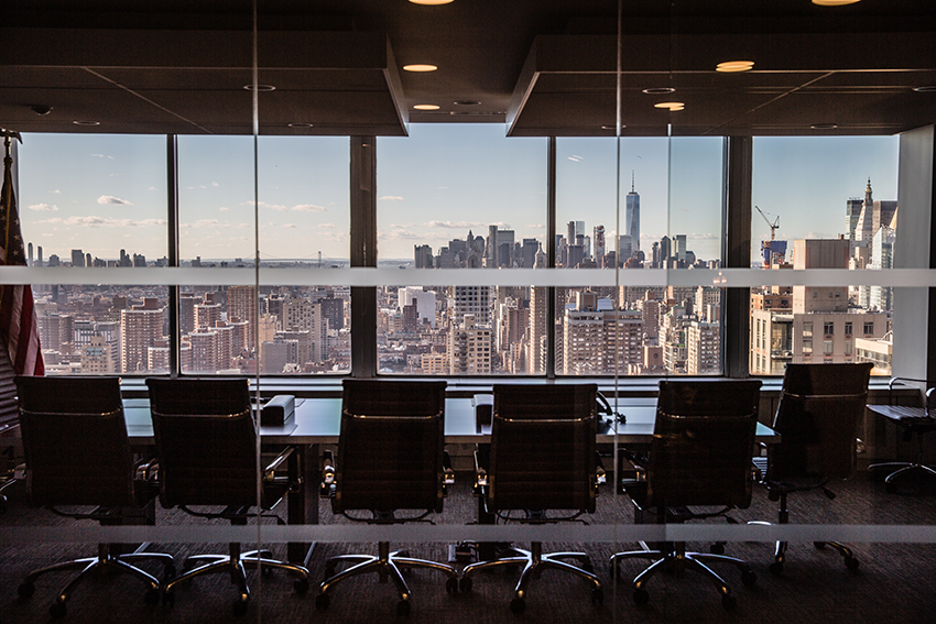 DHC law firm skyline