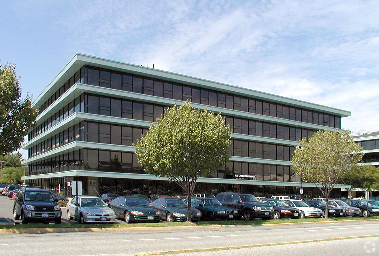 Long Island office building