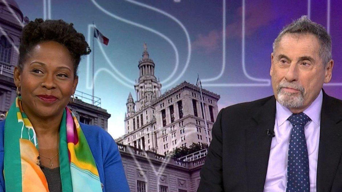 """Sid Davidoff on NY1 """"Inside City Hall"""""""