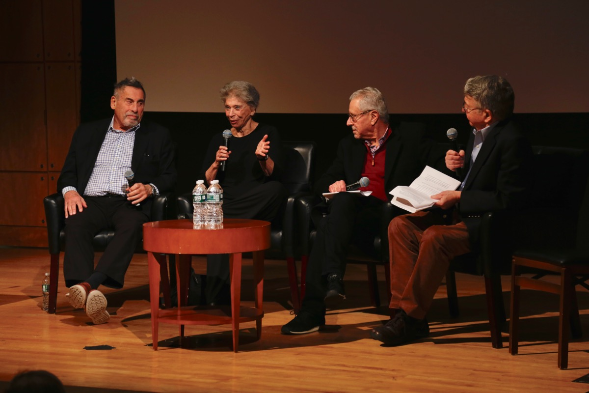 CCNY February 2nd Panel Discussion with Sid Davidoff