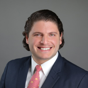 Daniel Goldenberg Associate Headshot