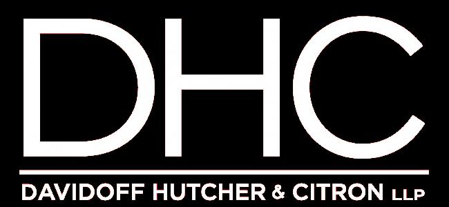 DHC Logo white